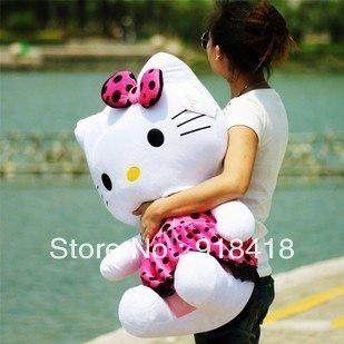peluche hello kitty geante