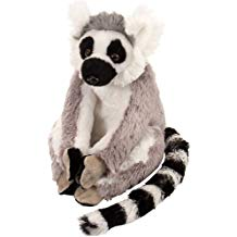 peluche lemurien