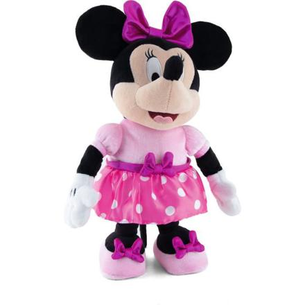 peluche minnie interactive