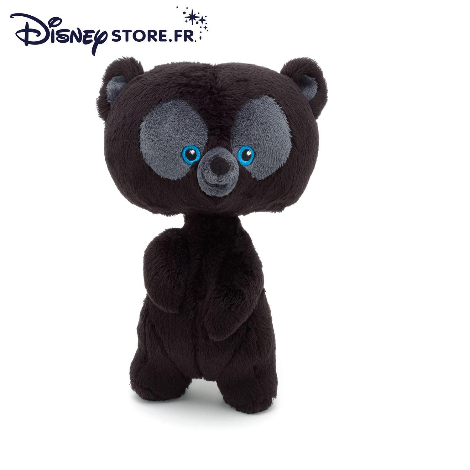 peluche ours rebelle