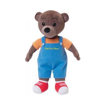 peluche petit ours brun 32 cm
