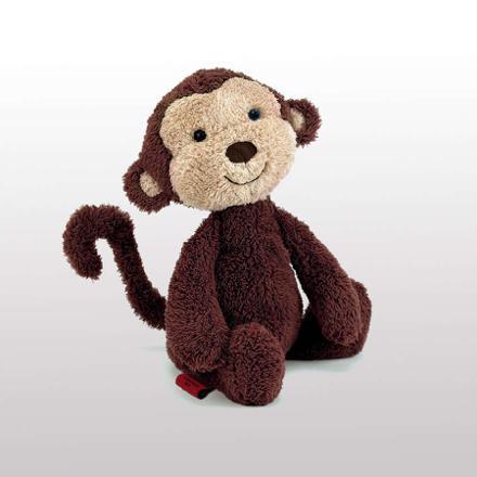 peluche petit singe