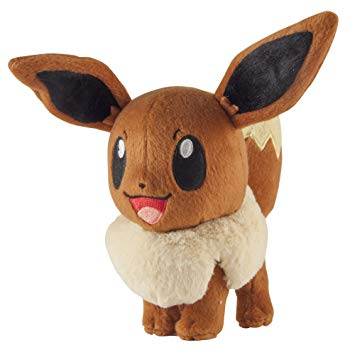 peluche pokemon evoli