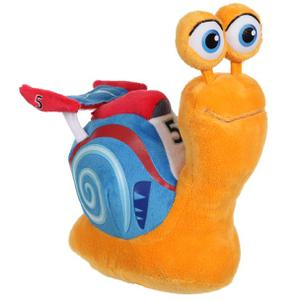 peluche turbo l escargot