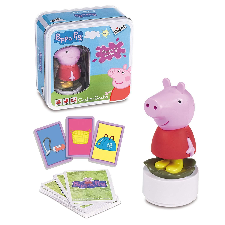 peppa pig cache cache