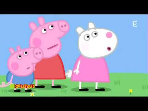 peppa pig en français nouveau
