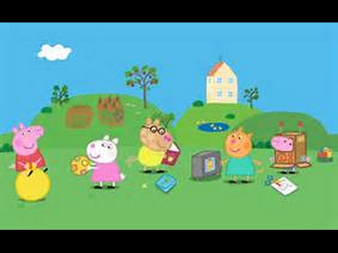 peppa pig et ses amis