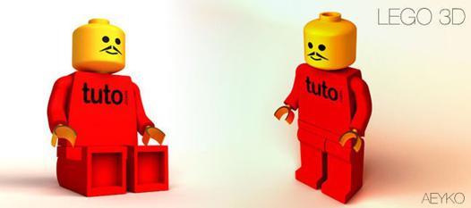 personnage en lego