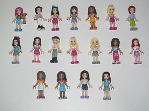 personnage lego friends