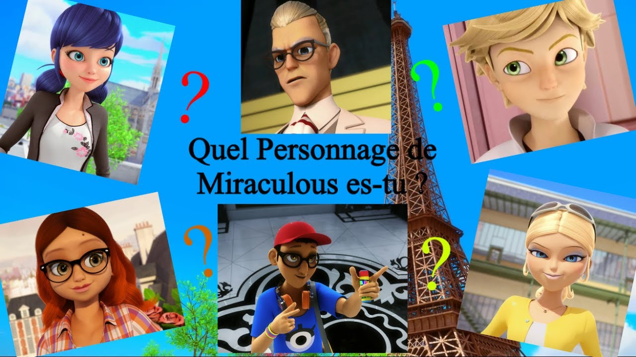 personnage miraculous