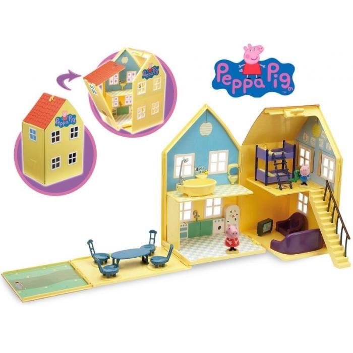 personnage peppa pig jouet