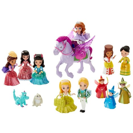 personnage princesse sofia