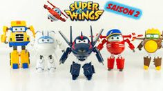 personnage super wings