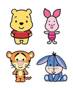 personnage winnie the pooh
