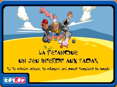 petanque tf1