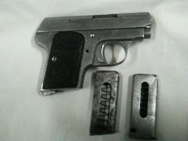petit pistolet