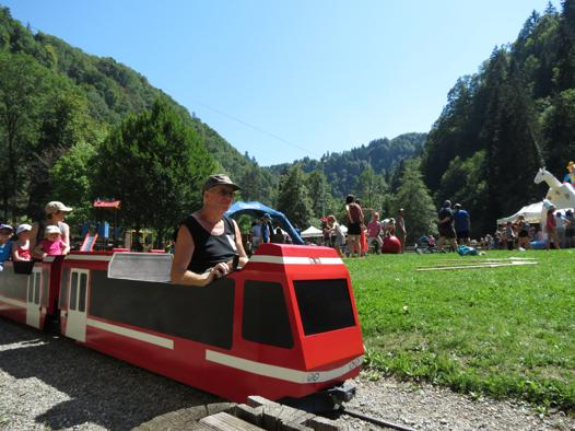 petit train de st gervais