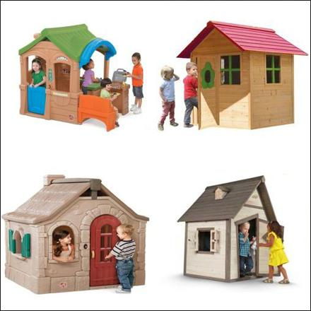 petite cabane enfant