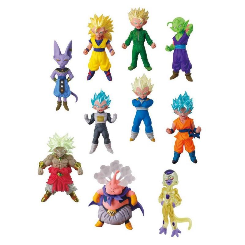 petite figurine dragon ball z