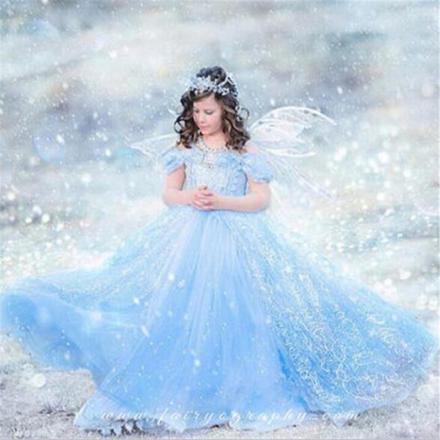 petite fille princesse