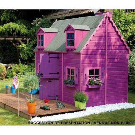 petite maison enfant