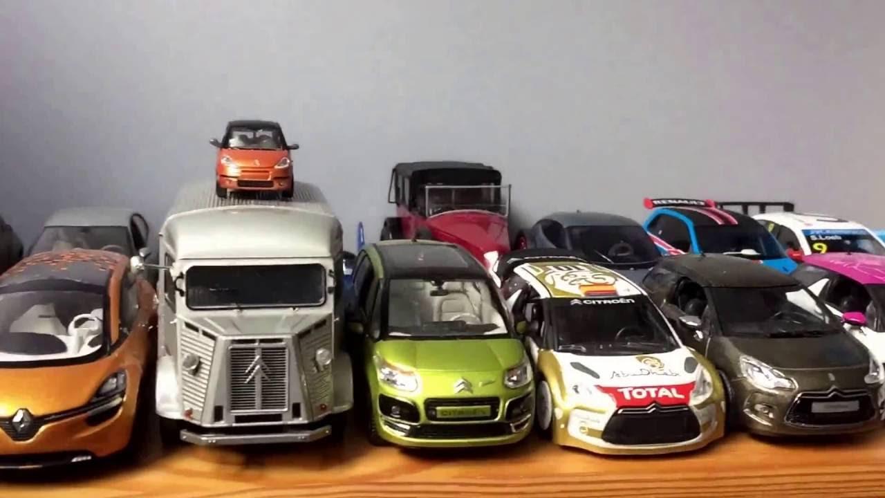 petite voiture de collection miniature