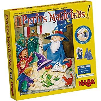 petits magiciens haba