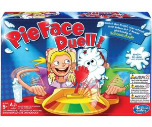 pie face duel