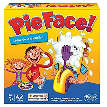 pie face jeu
