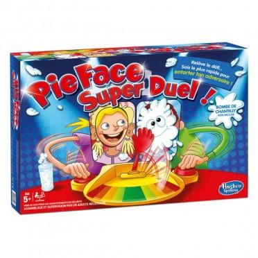 pie face super duel