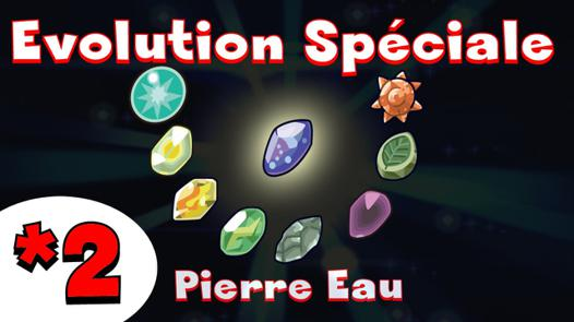pierre eau pokemon