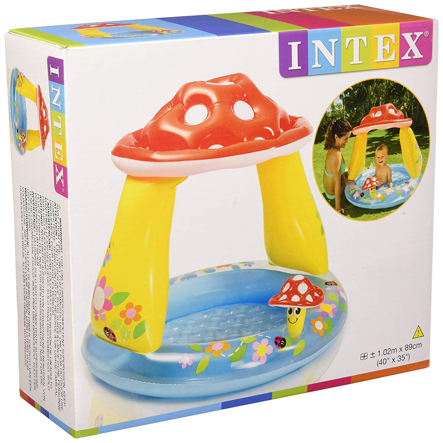 piscine bebe intex