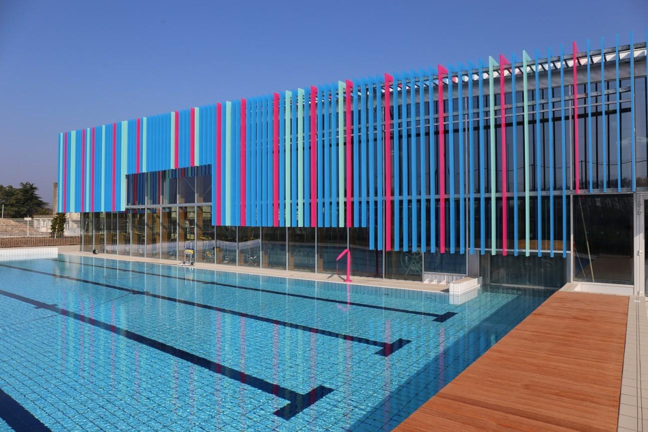 piscine de joué les tours
