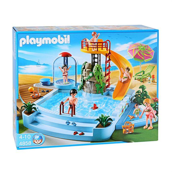 piscine de playmobil