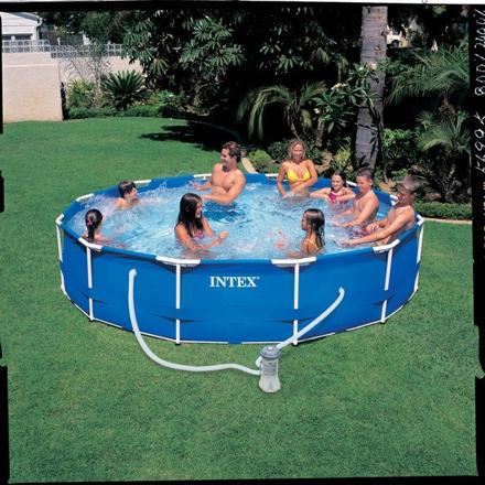 piscine intex 12 x 30