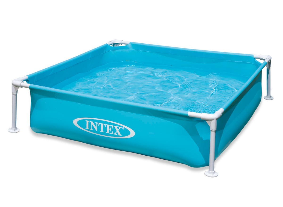 piscine intex carre