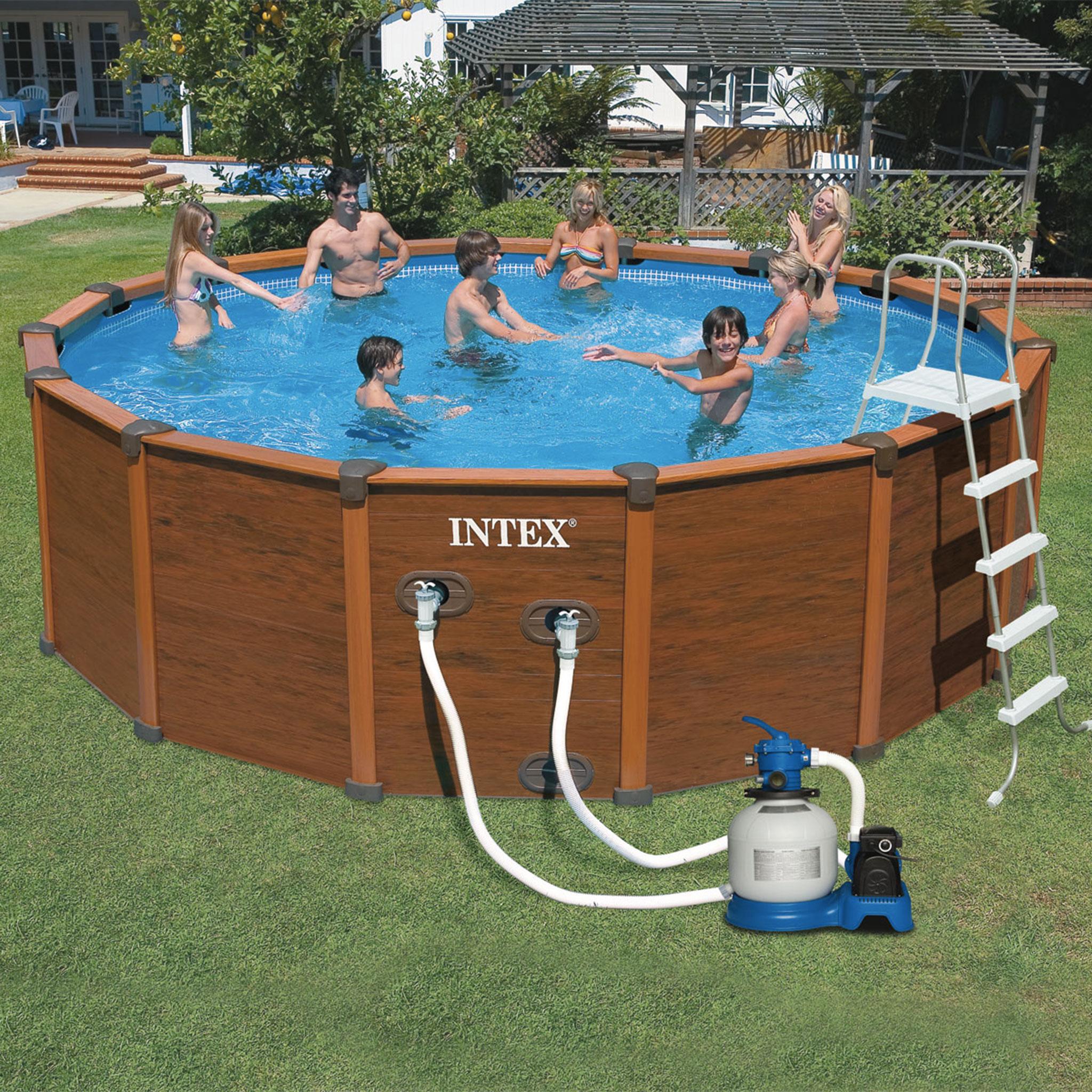piscine intex promo