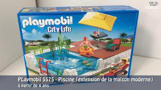 piscine maison moderne playmobil