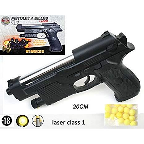 pistolet a bille pour enfant