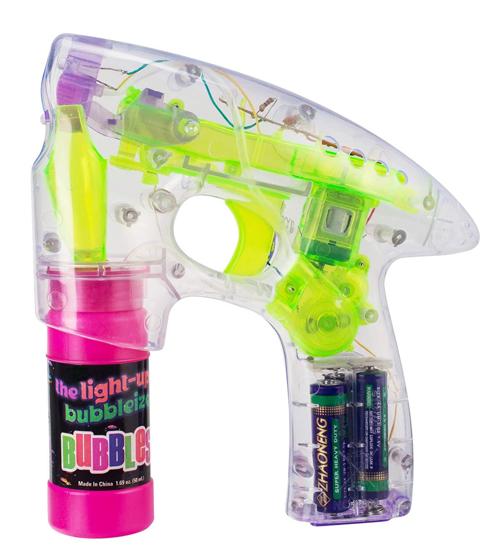 pistolet a bulle lumineux