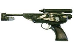 pistolet blaster