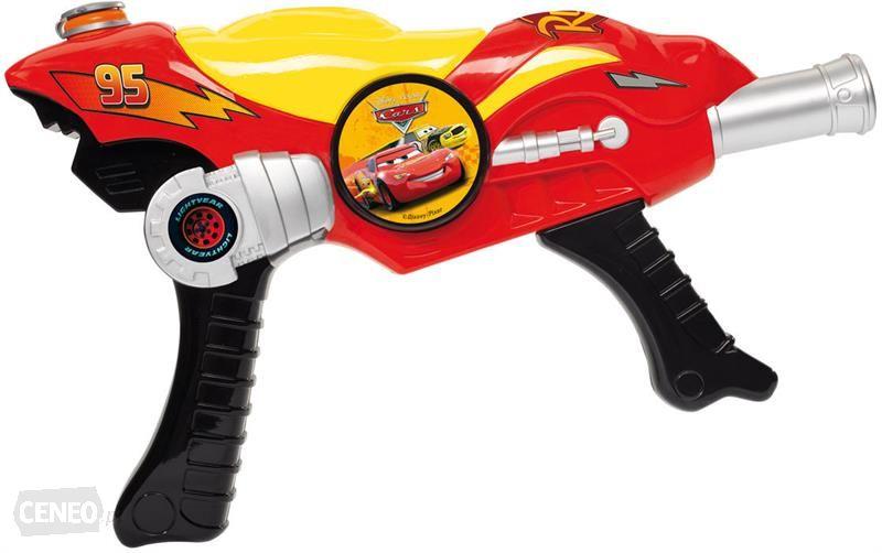 pistolet cars