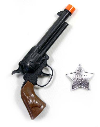 pistolet cowboy jouet