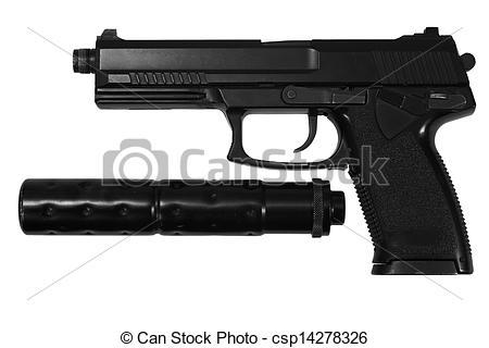 pistolet espion