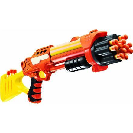 pistolet flechette mousse