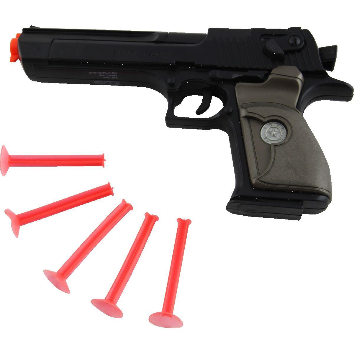 pistolet flechette