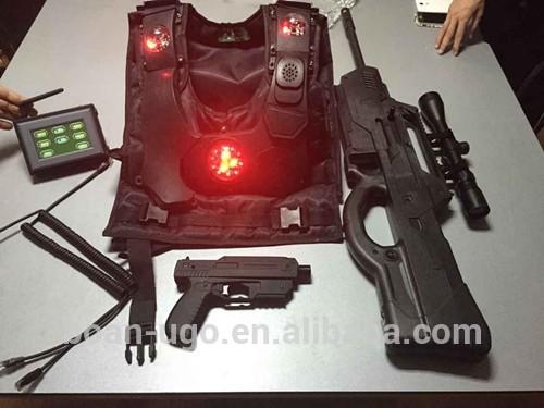 pistolet laser game a vendre