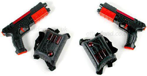 pistolet laser jouet