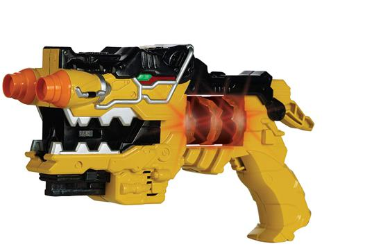 pistolet power rangers dino charge