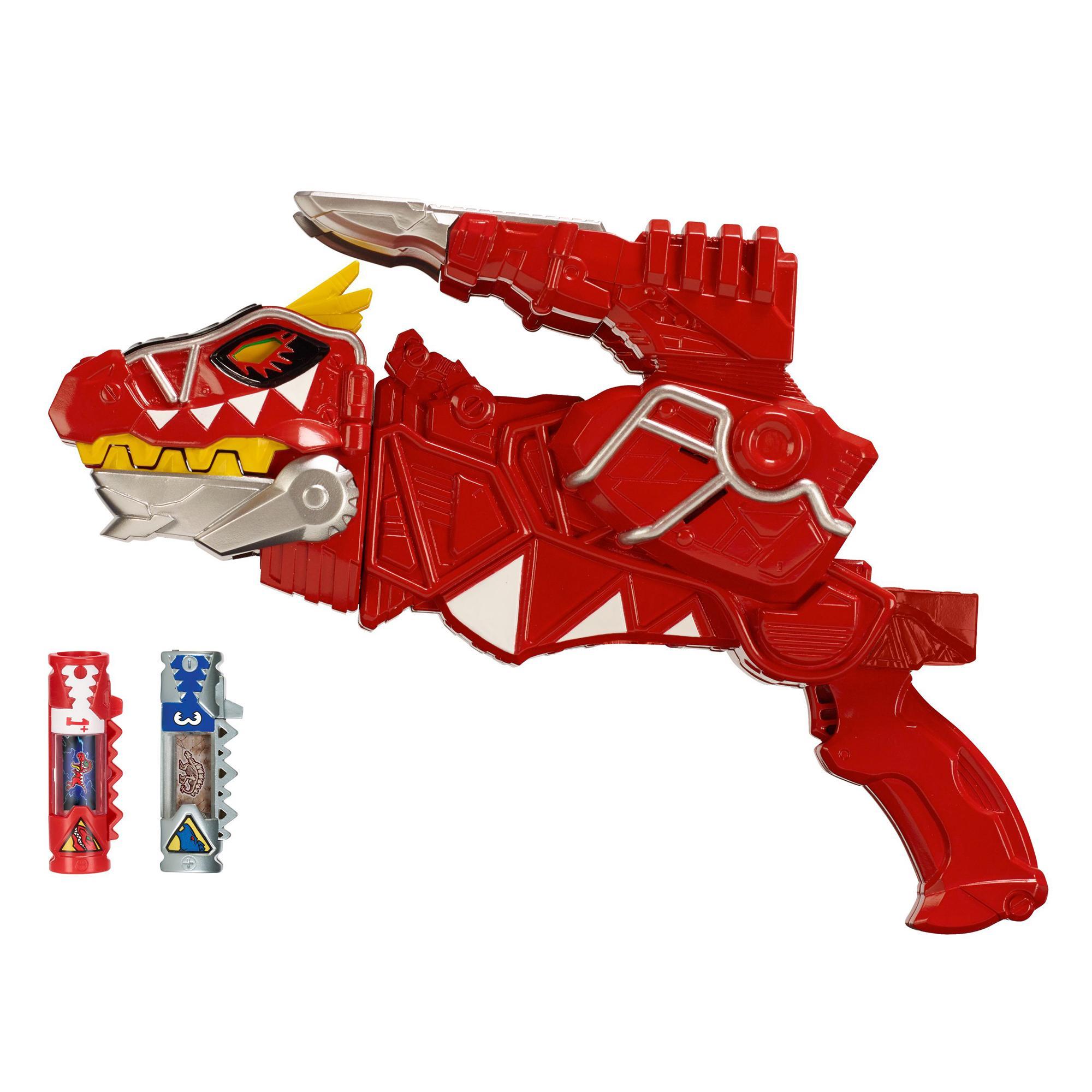 pistolet power rangers rouge